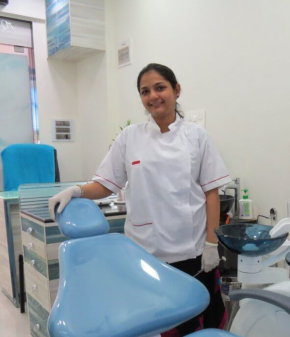 Dentist in Thakur village